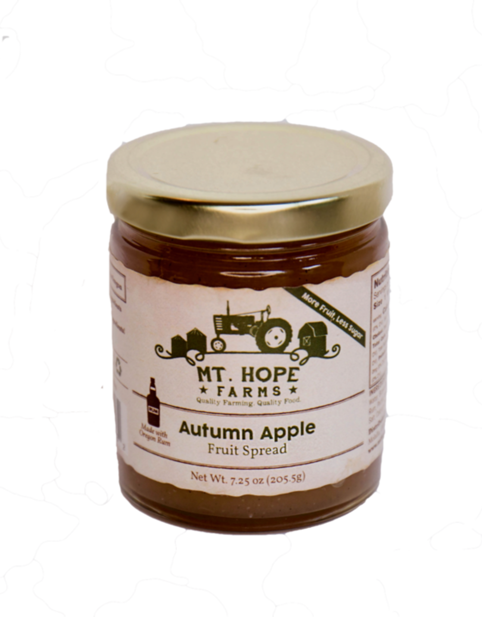 Autumn Apple Fruit Spread