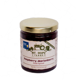 Raspberry-Marionberry Fruit Spread
