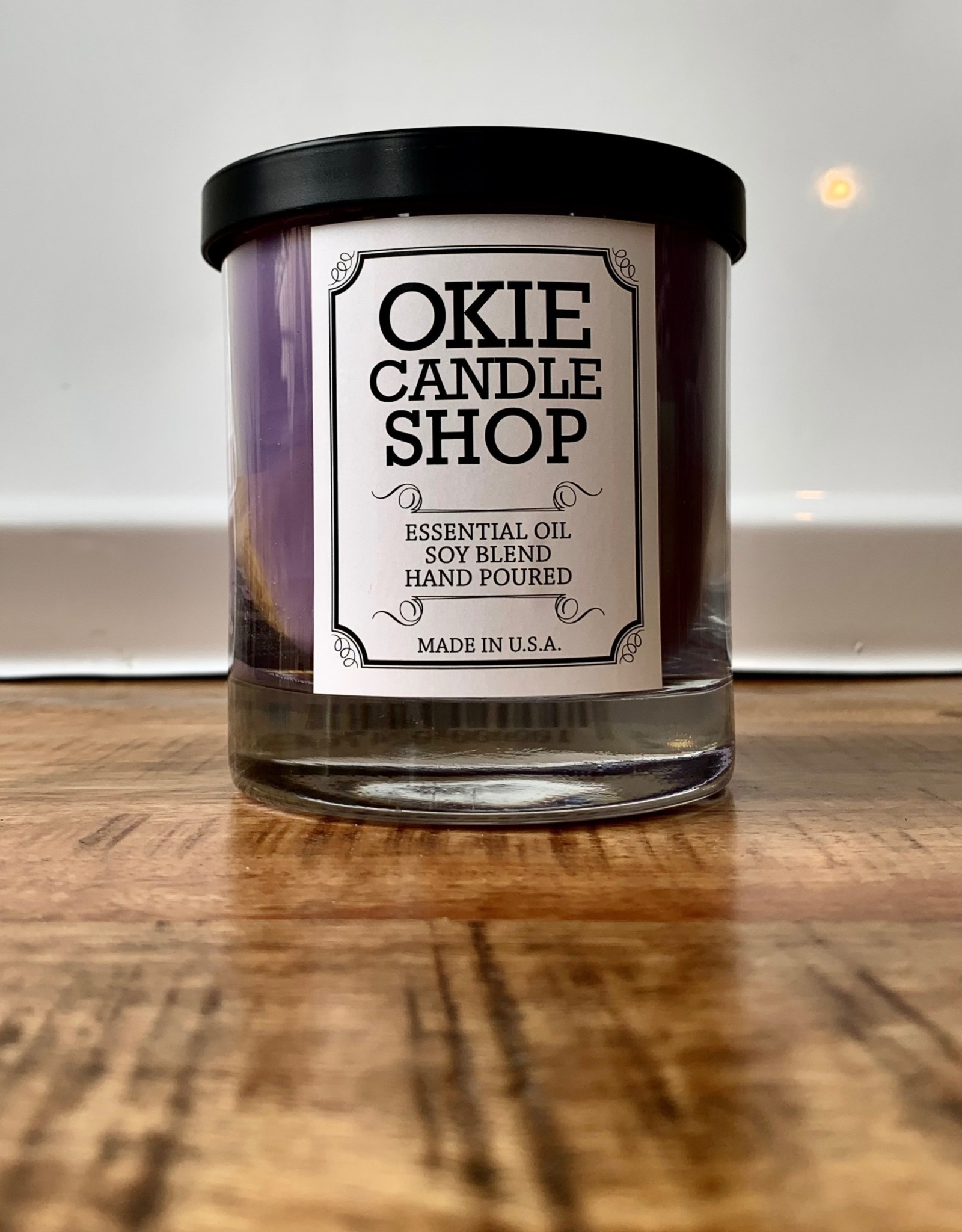Okie Candle