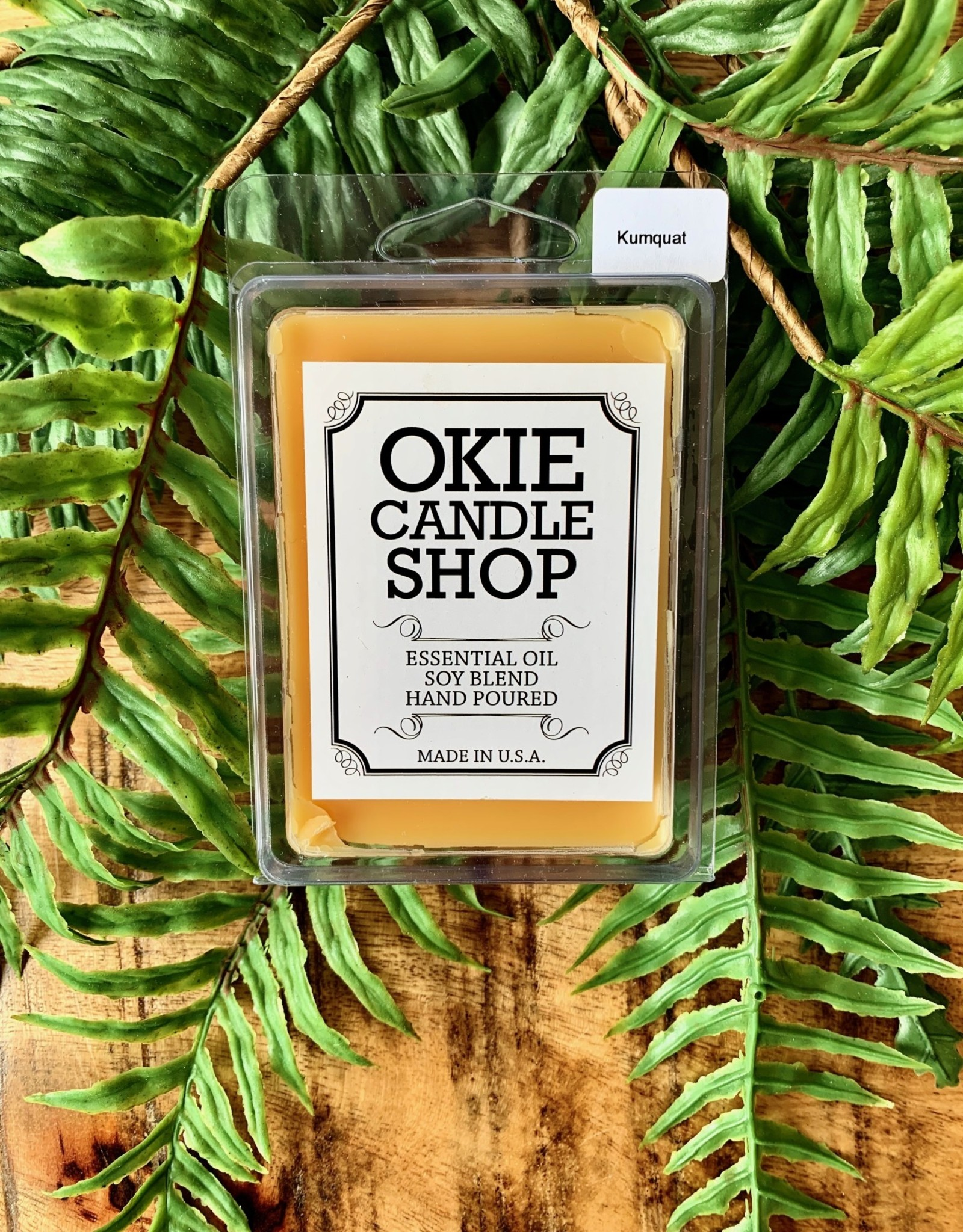 Okie Candle Wax Melts