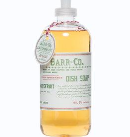 Barr-Co Dish Soap Fir & Grapefruit