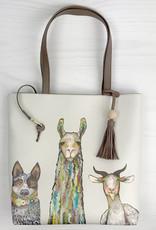 Greenbox Art Farm Friends Tote Bag