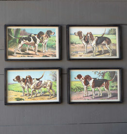 Park Hill Collection Park Hill Tall Hound Framed Prints