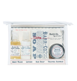 Barr-Co Barr-Co Original Scent 4pc Travel Kit