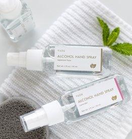 Yuzu Soap Japanese Hand  Sanitizer Spray (2oz)