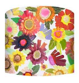 Greenbox Art Beautiful Blooms Lamp Shade