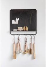 Metal Magnet Board Wall Shelf