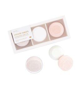 Yuzu Soap Aromatherapy Variety Shower Tablets (Set of 3)