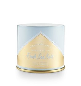 Illume Fresh Sea Salt Vanity Tin Candle