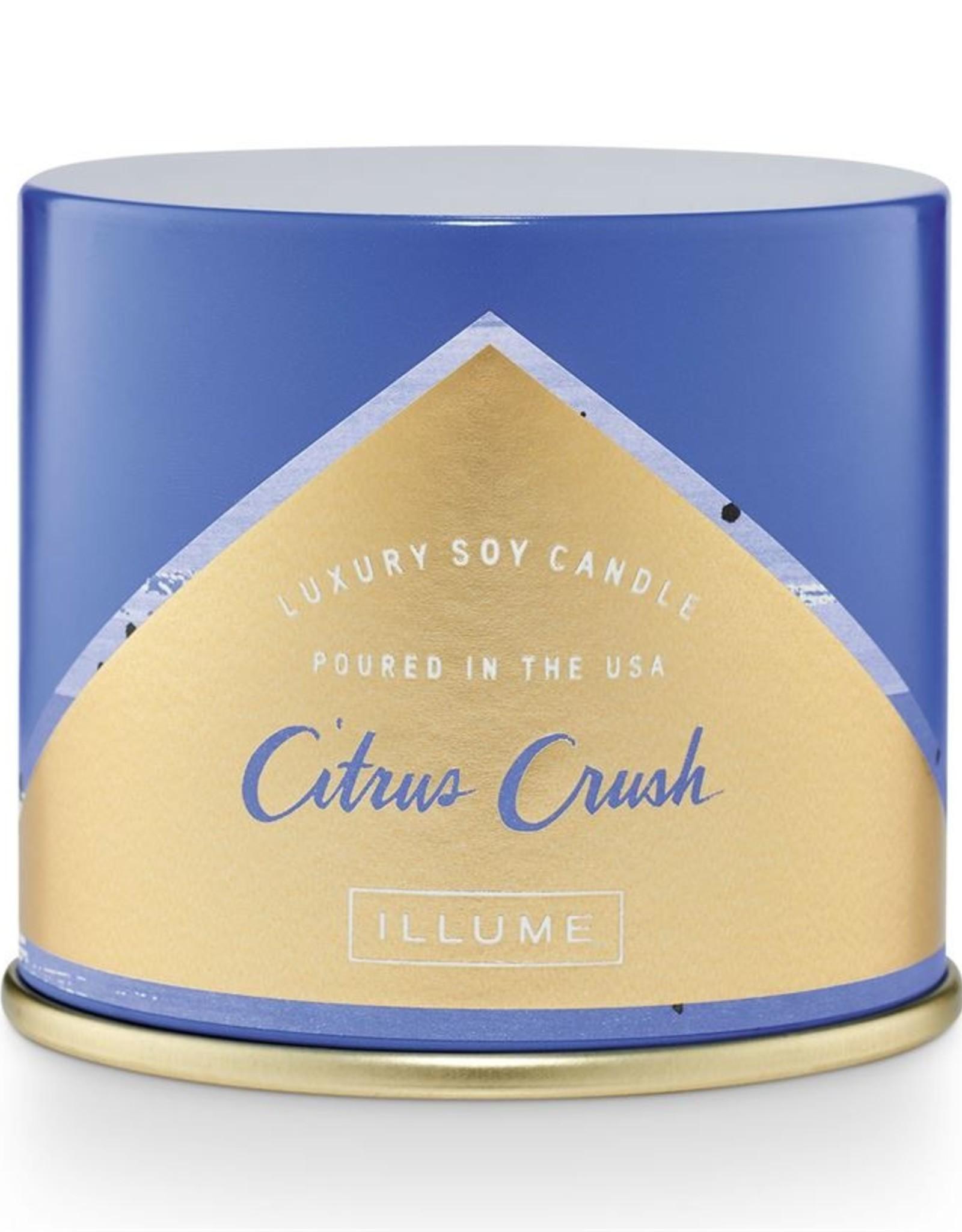 Citrus Crush Vanity Tin Candle