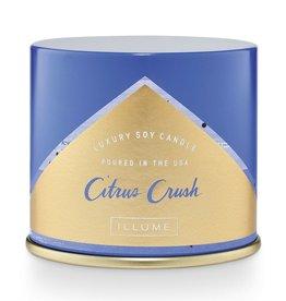 Illume Citrus Crush Vanity Tin Candle