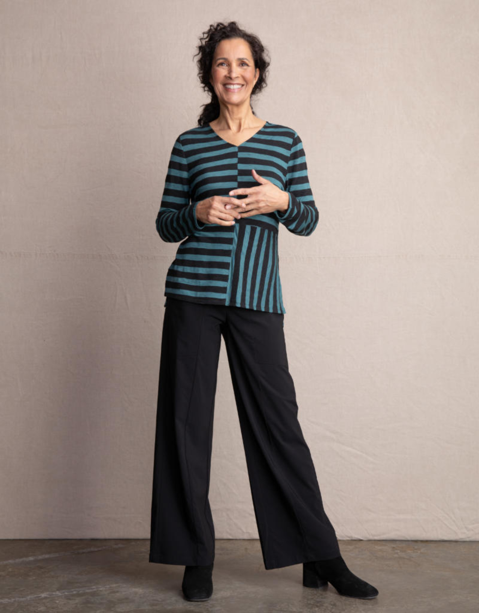Habitat Clothes To Live In V Neck Tunic