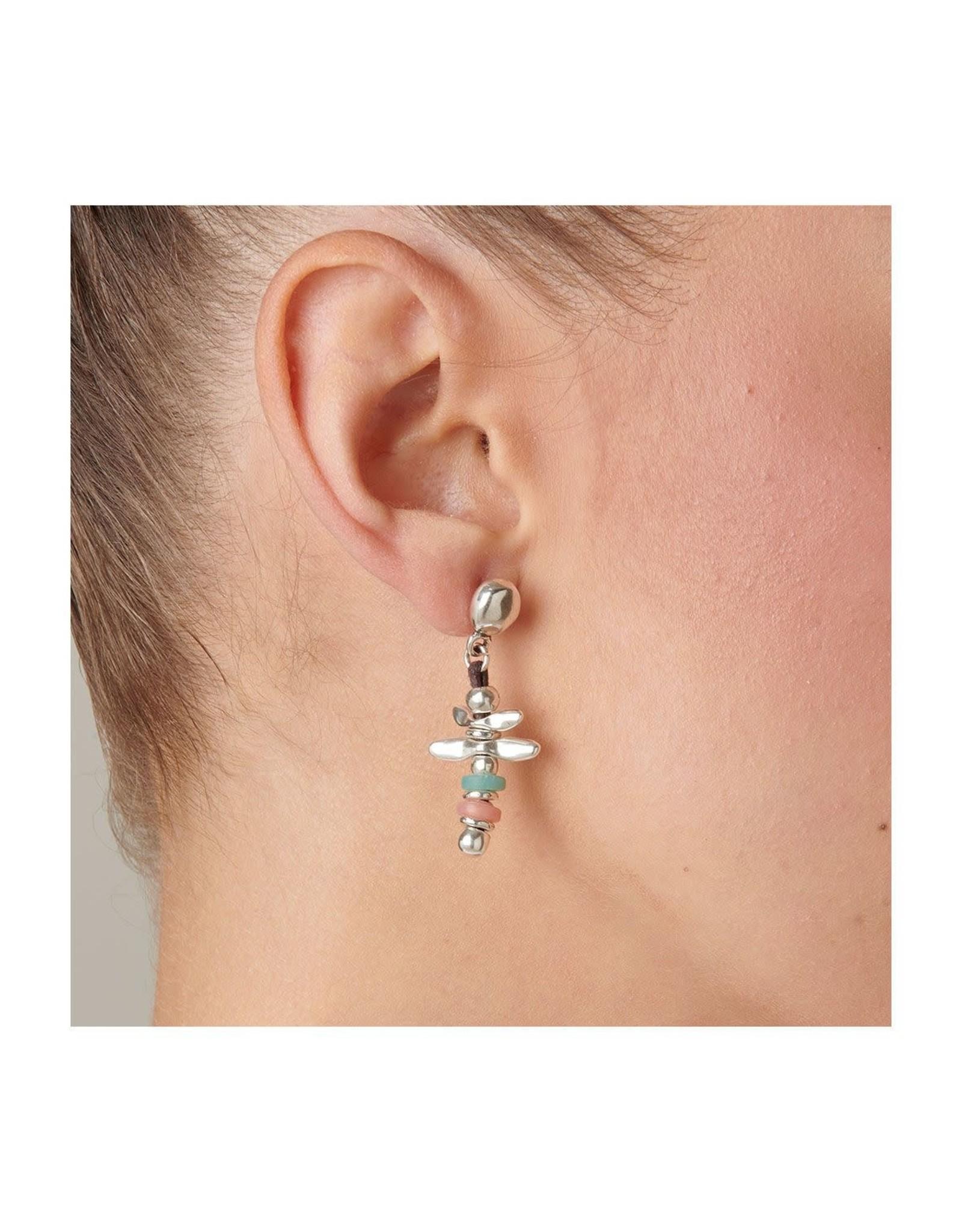 Uno de50 All The Time Earrings