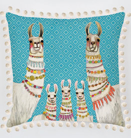 Greenbox Art Necklaces Pillow 20x20