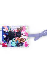 Greenbox Art Dog Tales Luggage Tag 3x4