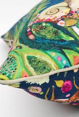 Greenbox Art Squirrel Royale Pillow 20x20