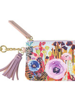 Greenbox Art in This Moment Key Pouch 5x3.25