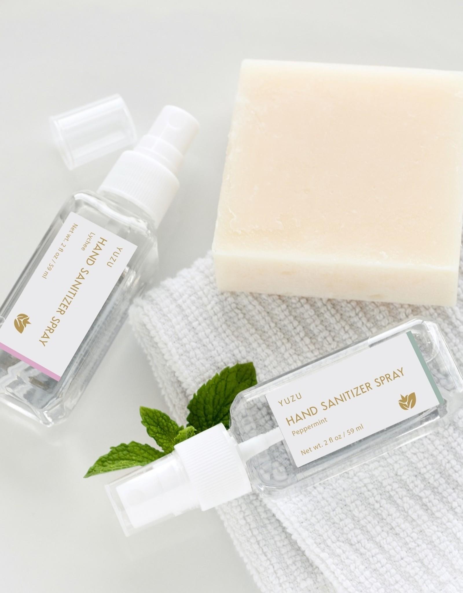Yuzu Soap Lychee Hand Sanitizer Spray (2oz)
