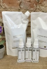 Lavender Hand Sanitizer Refill (16oz)