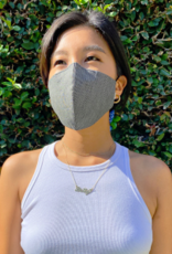 no less than Hannah II Mask - Adjustable  Ear Loop & Nose Wire