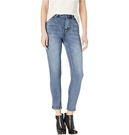 Tribal High Rise Slim Jean