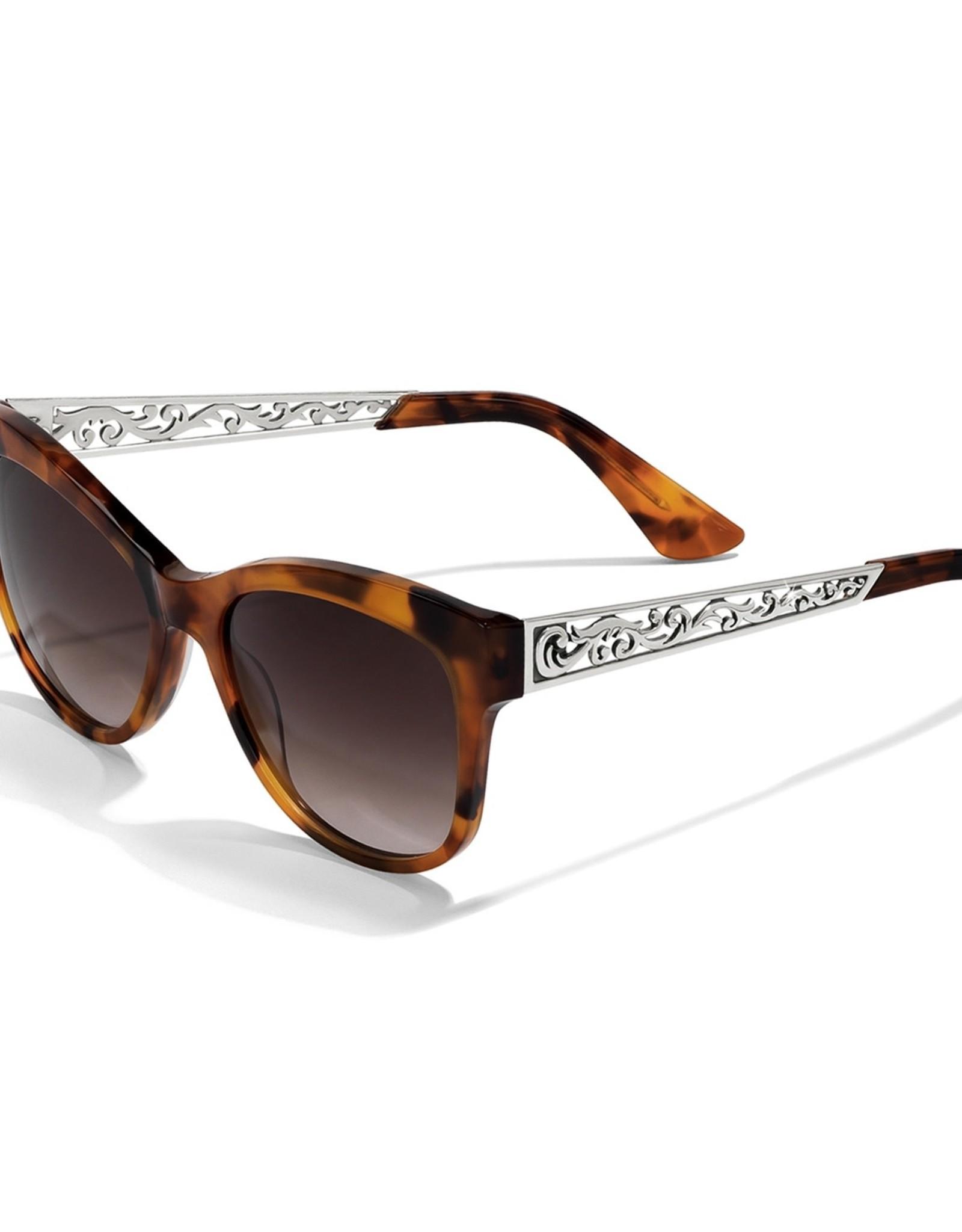 Brighton Kaytana Brown Chip Sunglasses
