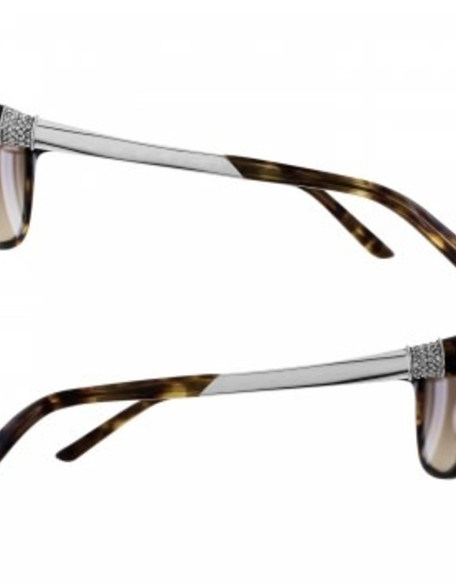 Brighton Meridian Tortoise Sunglasses