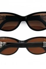 Brighton Tortoise Sabrina Sunglasses