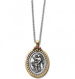 Brighton Guardian Angel 2-TN Necklace