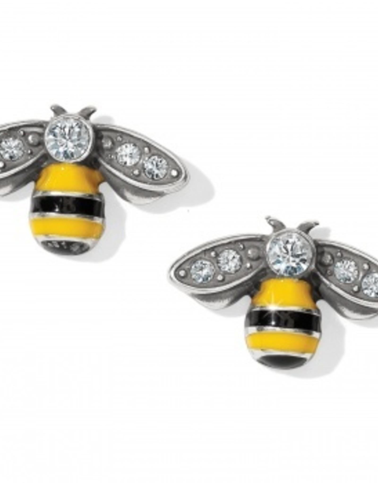 Brighton Bee Happy Mini Post Earrings