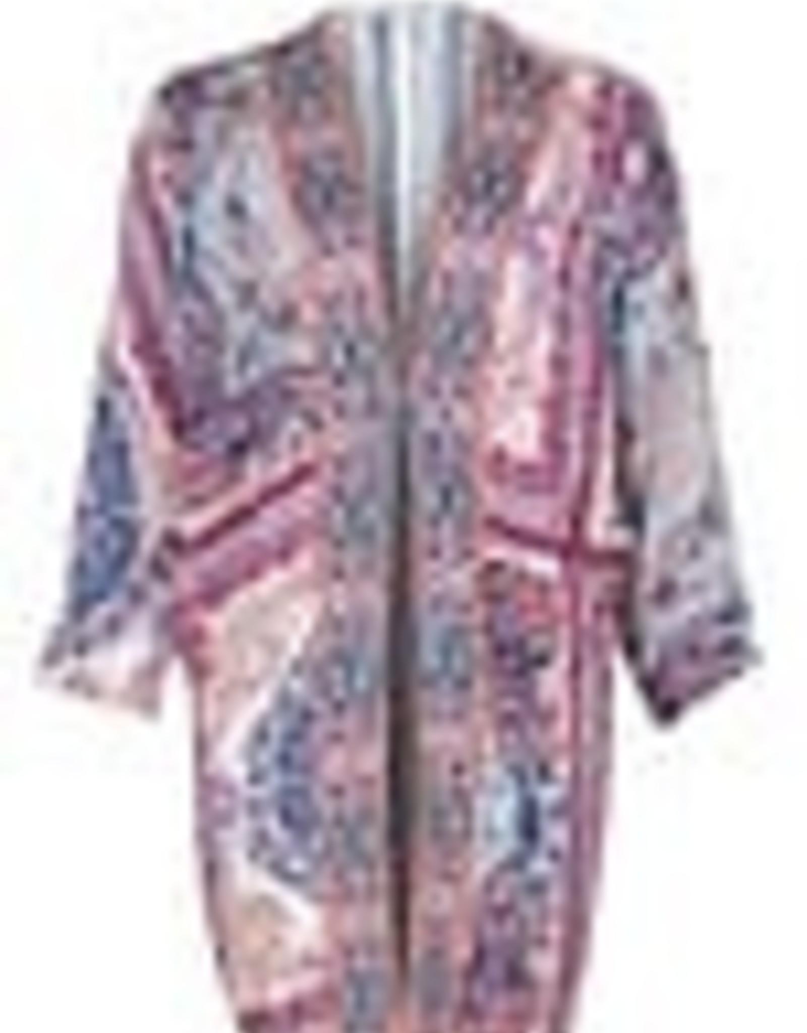 Reversible Kimono