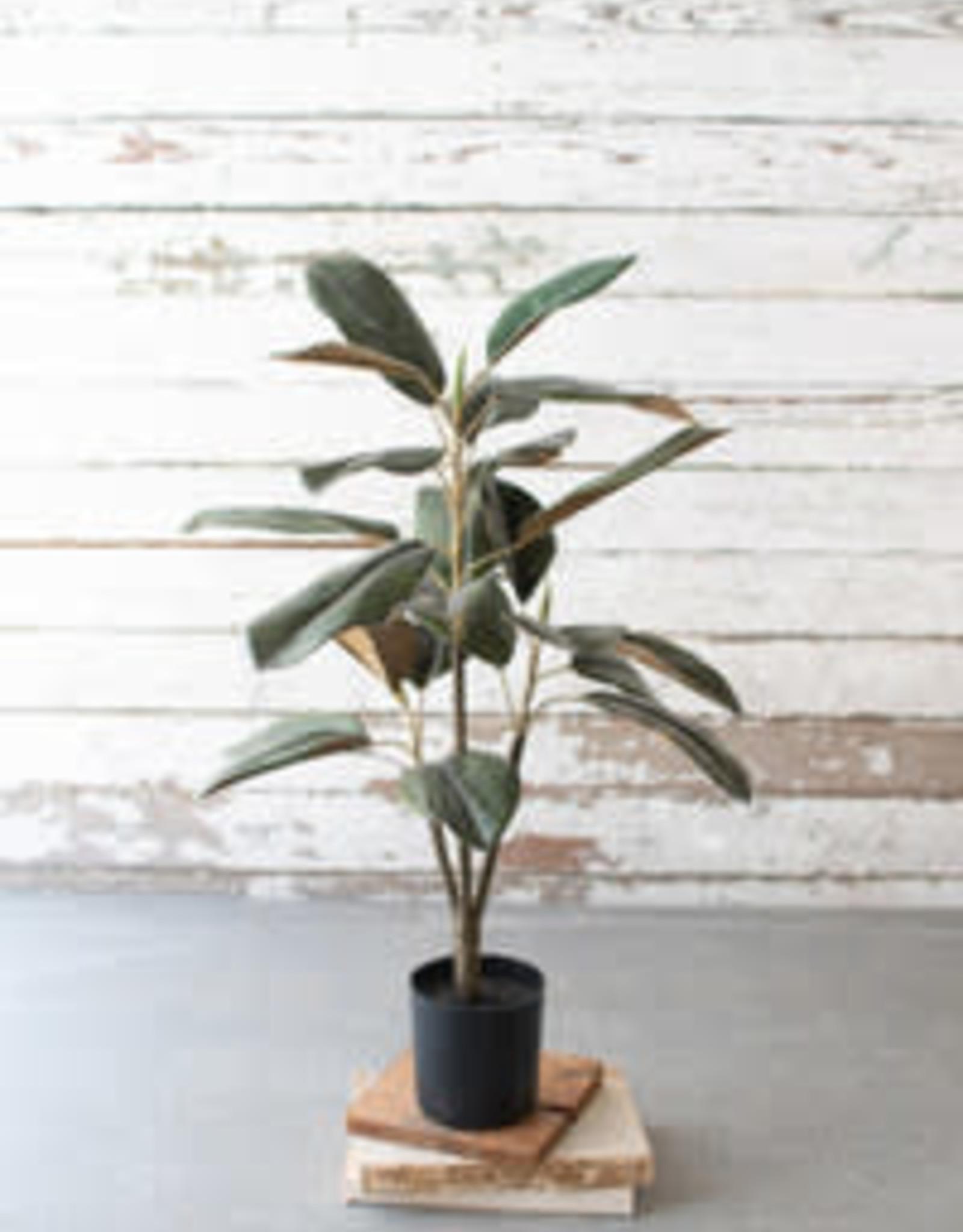 Kalalou Artificial Potted Magnolia