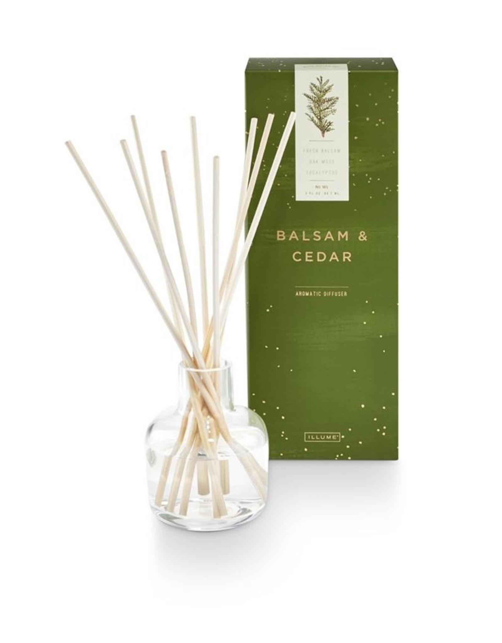 Illume Balsam & Cedar Diffuser