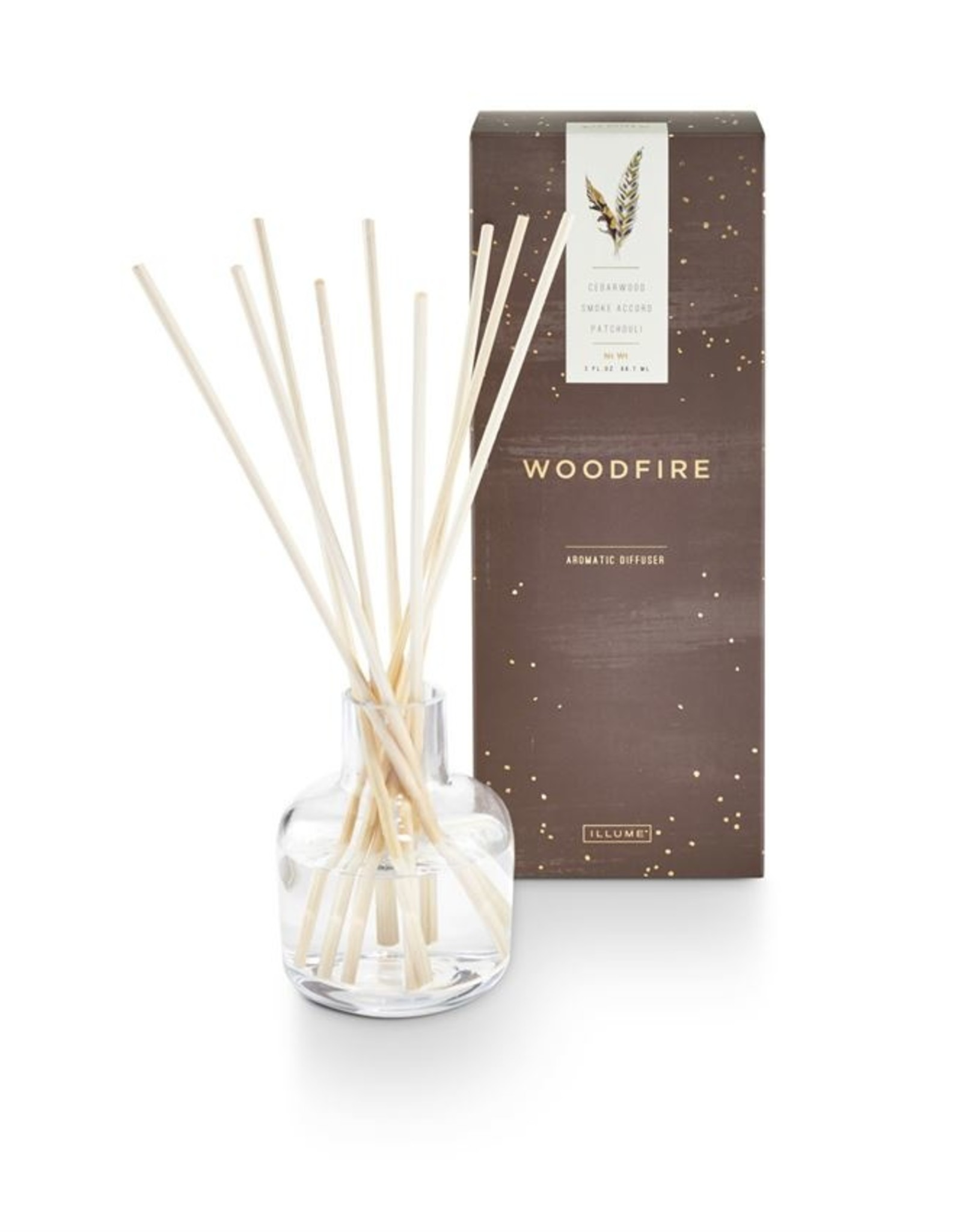 Woodfire Diffuser 3oz