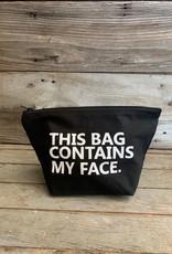 Make Up Bag- Black