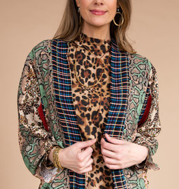 Ivy Jane Dolman Sleeve Oversized Kimono