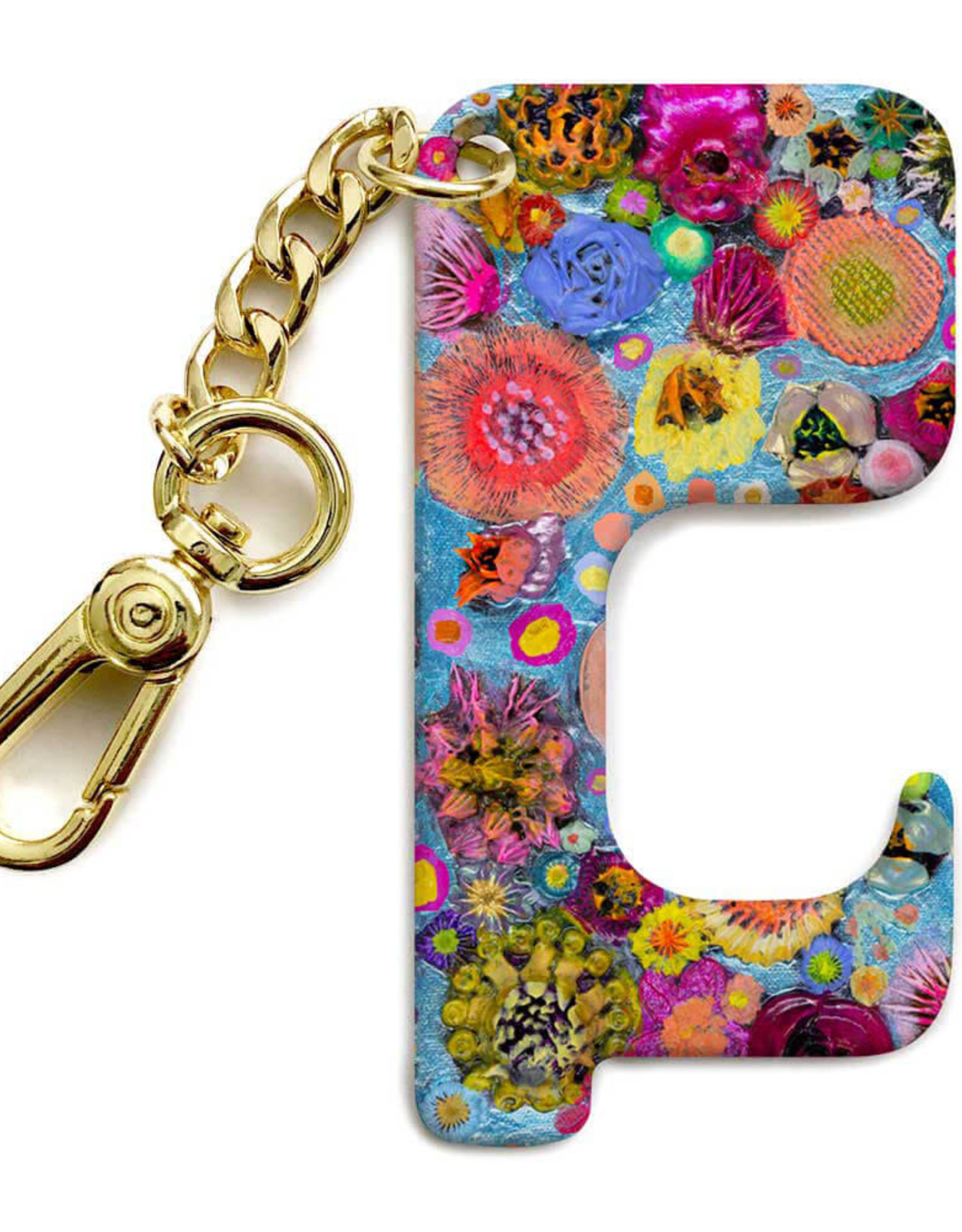 Greenbox Art Hands-Free Door Opener Key Chain