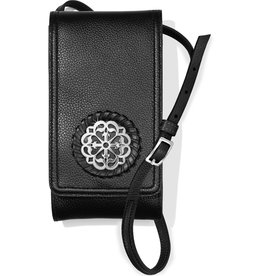 Brighton Ferrara Phone Organizer Black