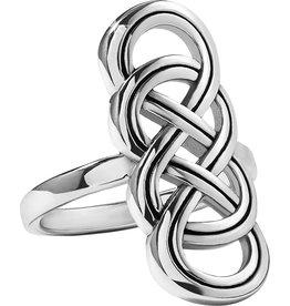 Brighton Interlok Braid Ring