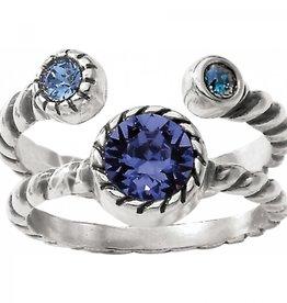 Brighton Halo Duo Ring