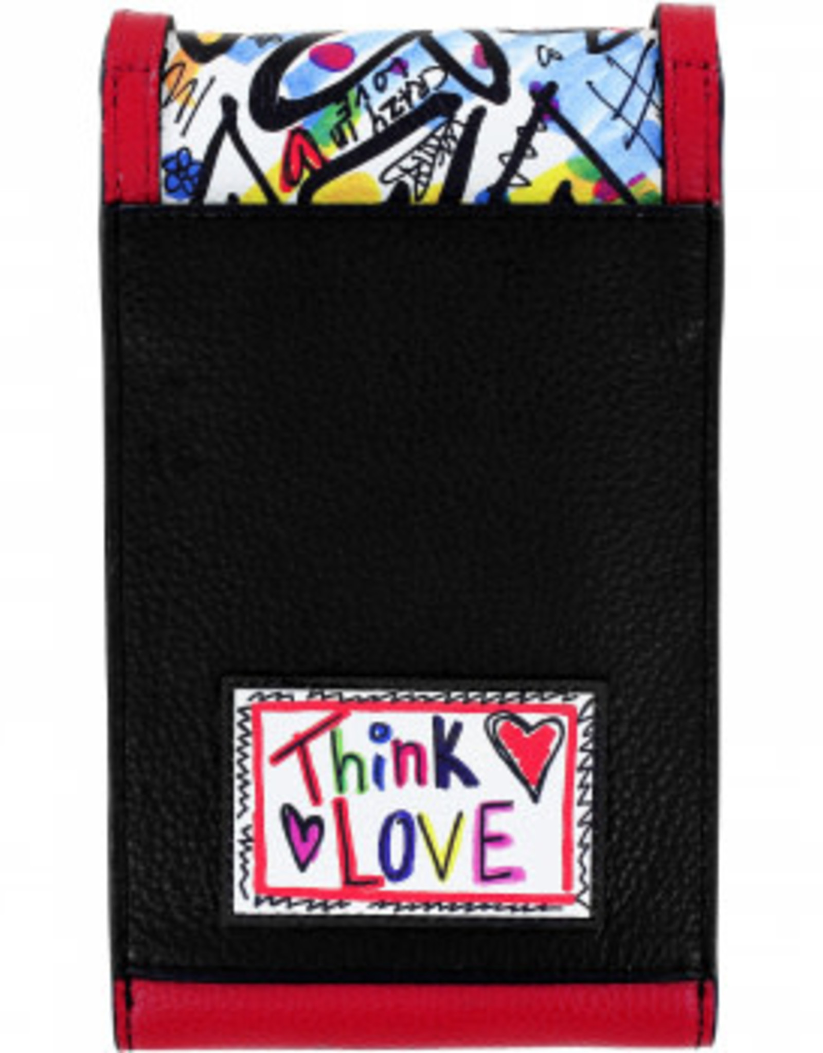 Brighton The Art Of Love Phone Organizer Multi
