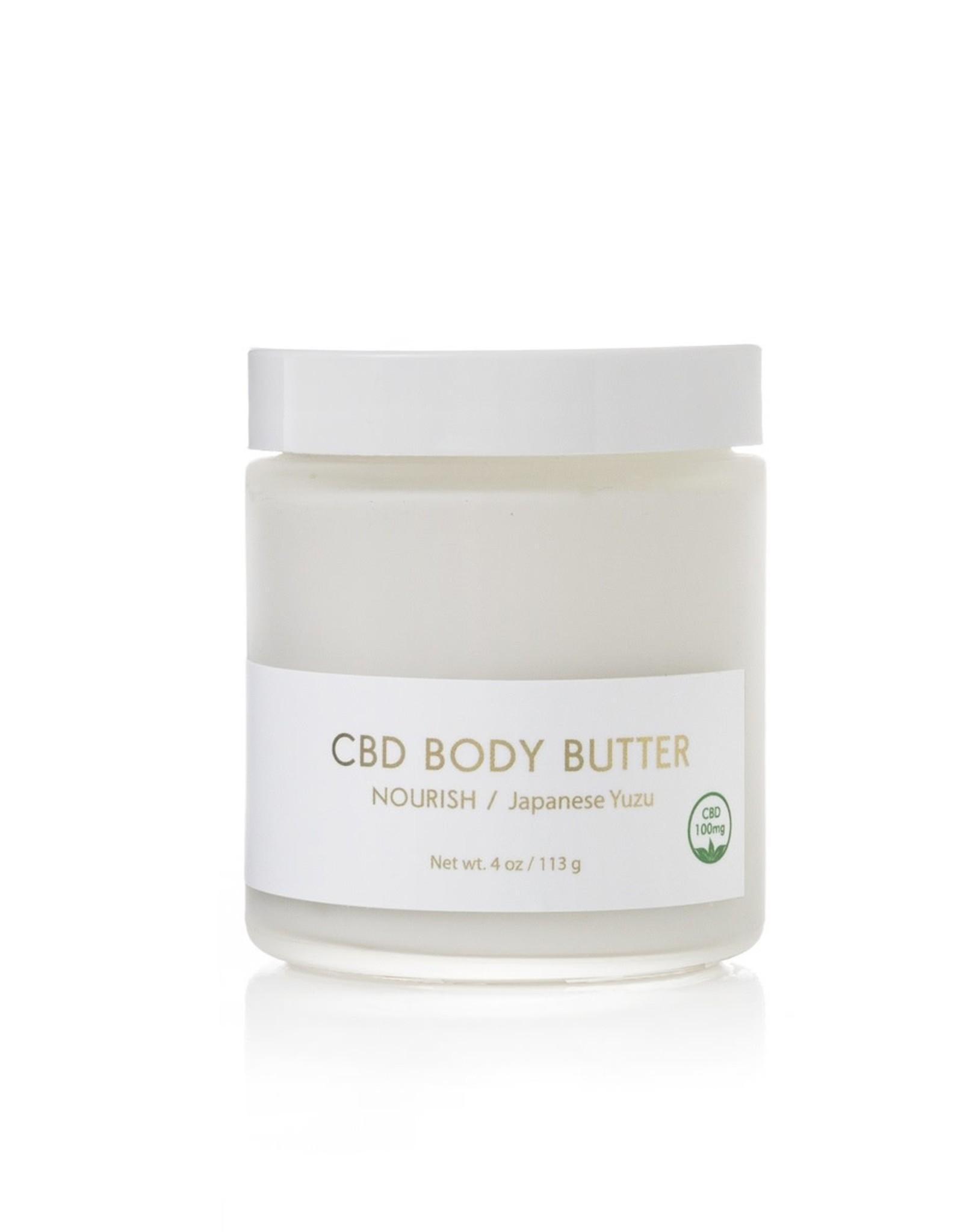 CBD Body Collation Body Butter