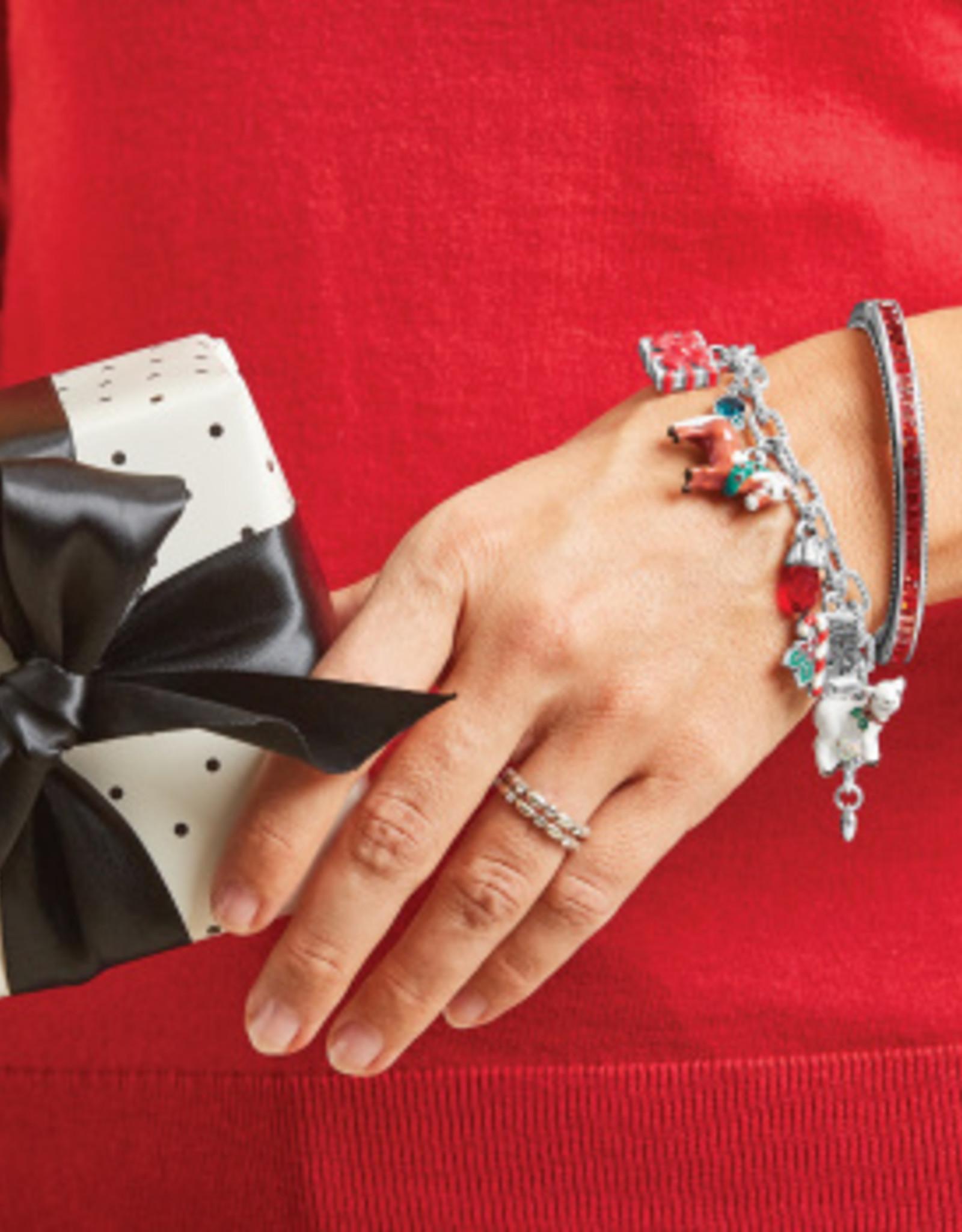 Brighton Christmas Carol Bracelet