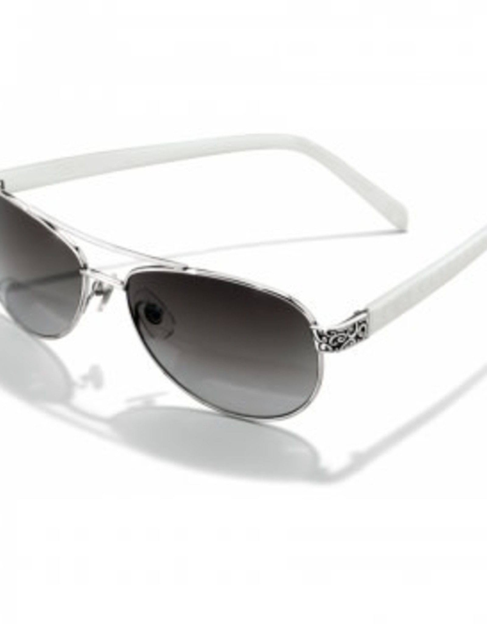Brighton Sugar Shack Choc/Silver Sunglasses
