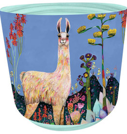 Greenbox Art Tall Girl Plant Pot