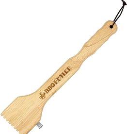Bear Paw Products Wooden BBQ Scraper