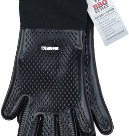 Silicone & Cotton Grilling Gloves