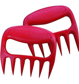 Bear Paw Products Red Bear Paws