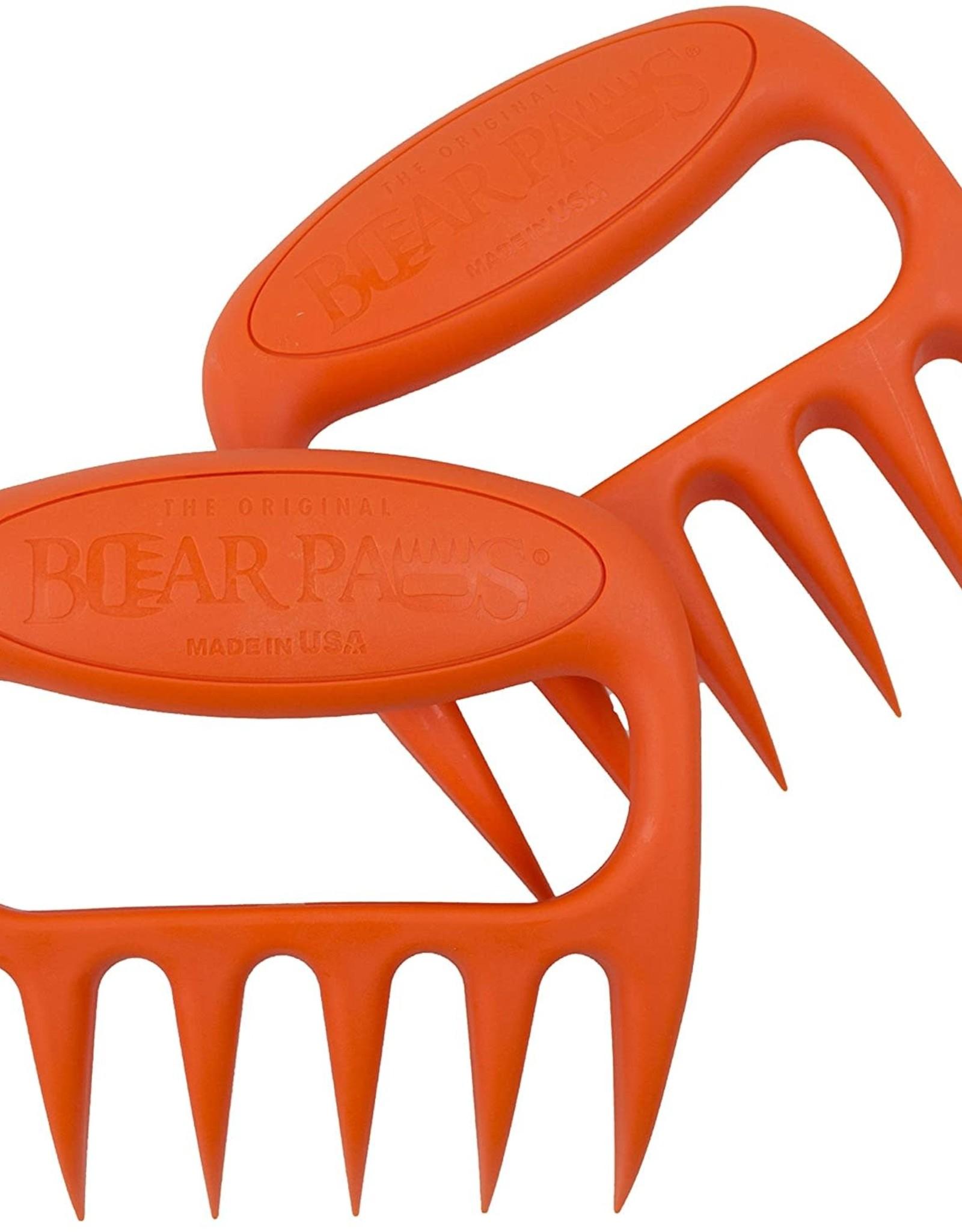 Orange Bear Paws