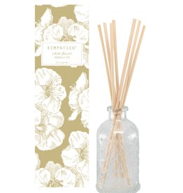 Barr-Co Barr-Co Scent Diffuser Kit White Flower 8oz